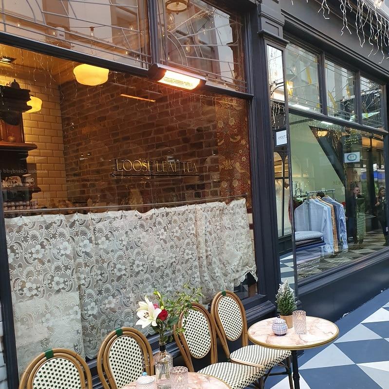 Café Patio Heater